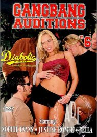 Gangbang Auditions #6 Porn Video