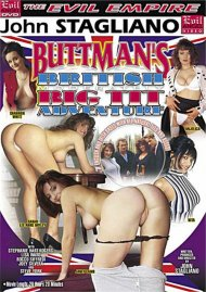 Buttmans British Moderately Big Tit Adventure Porn Movie