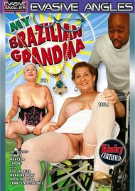 My Brazilian Grandma Porn Video