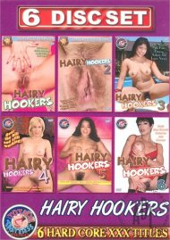 Hairy Hookers (6-Pack) Porn Movie