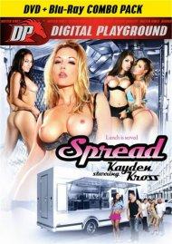 Spread (DVD + Blu-ray Combo) Porn Movie