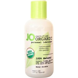 JO Organic Personal Water Lube - 2.5 oz. Sex Toy