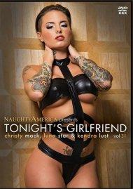 Tonight's Girlfriend Vol. 31 DVD Image from Naughty America.