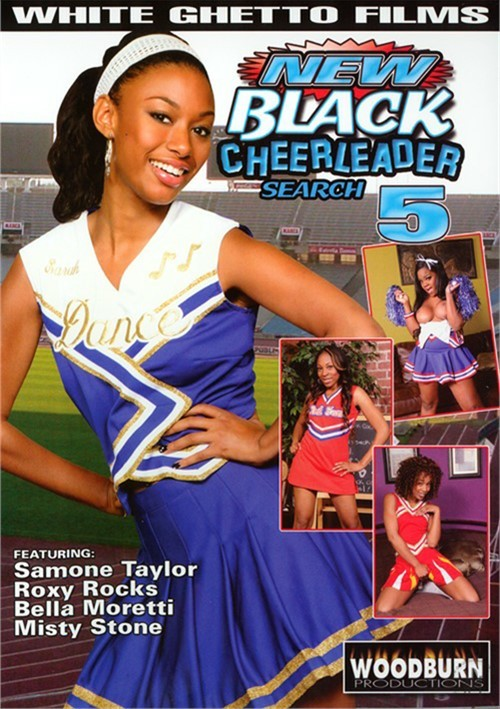 New Black Cheerleader Search 5