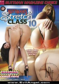 Buttmans Stretch Class 10 Porn Video