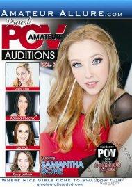 POV Amateur Auditions Vol. 7 Porn Movie
