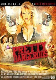 Pretty Dangerous DVD Image from Wicked Pictures.