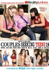 Couples Seeking Teens 19 DVD Image from Reality Junkies.