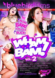 Wham Bam! Vol. 2 DVD Image from Bluebird Films.