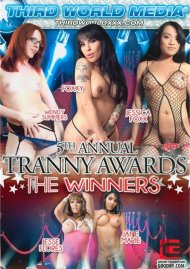5th Annual Tranny Awards: The Winners Porn Movie