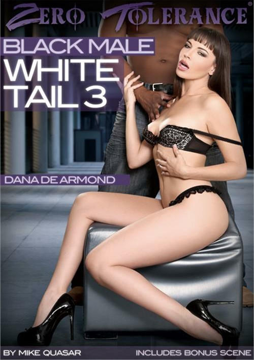 Чёрный Самец - Белая Щелка #3 / Black Male White Tail #3 (2014) DVDRip
