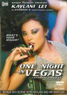 One Night in Vegas Porn Video
