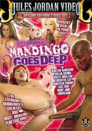 Mandingo Goes Deep Porn Movie