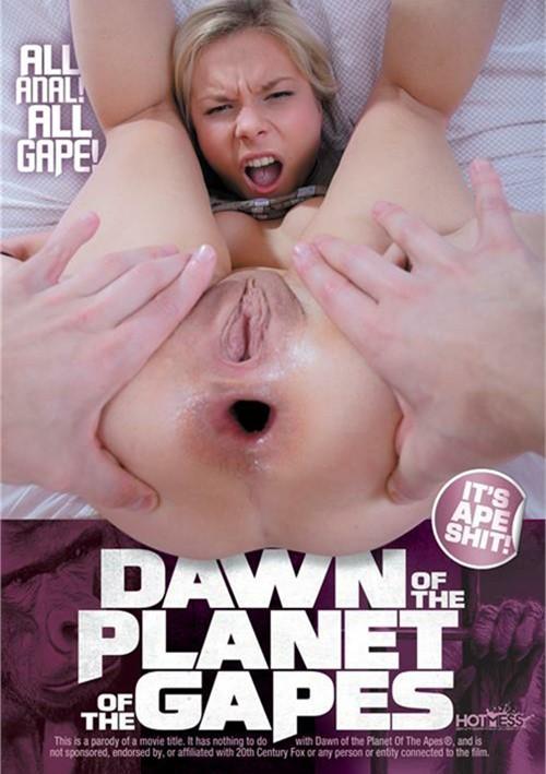 Planet Of Ass 82