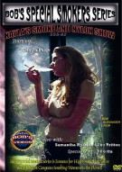 Kayla's Smoke And Nylon Show Porn Video