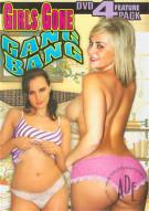 Girls Gone Gang Bang 4-Pack Porn Movie