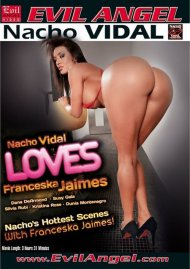 Nacho Vidal Loves Franceska Jaimes Porn Movie