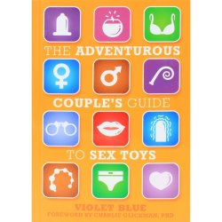 The Adventurous Couple's Guide To Sex Toys image
