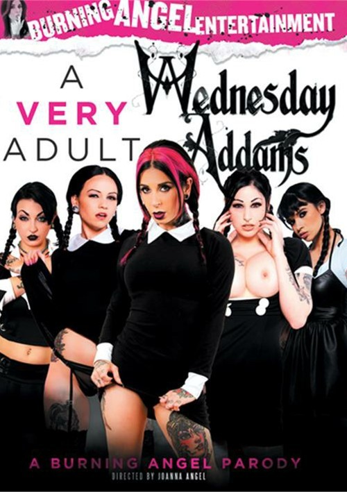 Very Adult Wednesday Addams, A