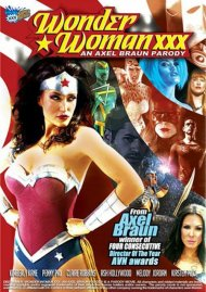 Wonder Woman XXX: An Axel Braun ParodyDVD Image from Vivid.