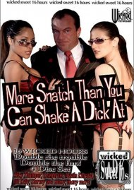 More Snatch Than You Can Shake A Dick At Porn Movie