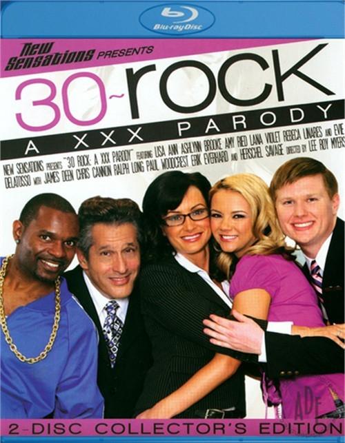 30 Rock: A XXX Parody