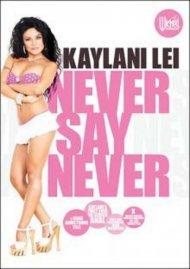 Never Say Never Porn Video