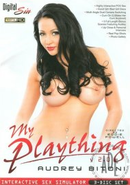 Stream My Plaything: Audrey Bitoni Interactive Porn Video from Digital Sin.