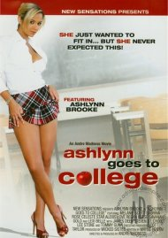 Ashlynn Goes To College Porn Video