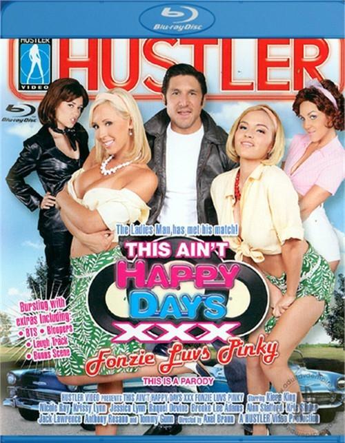 This Aint Happy Days XXX: Fonzie Luvs Pinky
