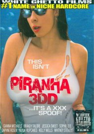 This Isnt Piranha 3DD...Its A XXX Spoof! Porn Video