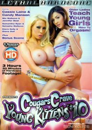 Cougars Crave Young Kittens #10 Porn Movie