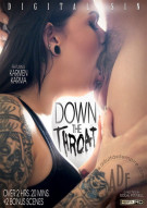 Down The Throat DVD Porn Movie from Digital Sin.