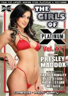 Girls Of Platinum X Vol. 12, The Porn Video