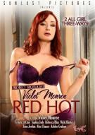 Violet Monroe: Red Hot Porn Video