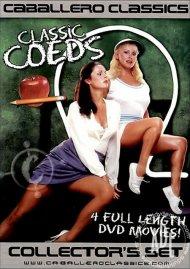 Classic Coeds: Collectors Set Porn Movie