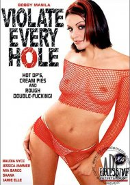 Violate Every Hole Porn Video