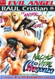 Nacho Vidal Vs. Live Gonzo Porn Video