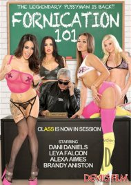 Pussyman: Fornication 101 Porn Video