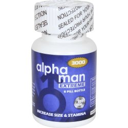 Alpha Man Extreme - 6 count image