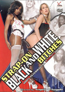 Strap-On Black and White Bitches Porn Video