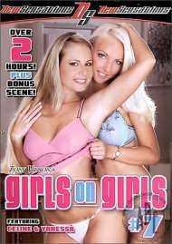 Girls on Girls #7 DVD Image from New Sensations.