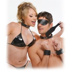 Fetish Fantasy Sub & Dom Kit Sex Toy