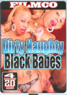 Dirty Naughty Black Babes 4-Pack Porn Movie