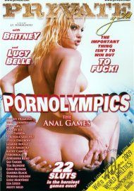 Pornolympics: The Anal Games Porn Video