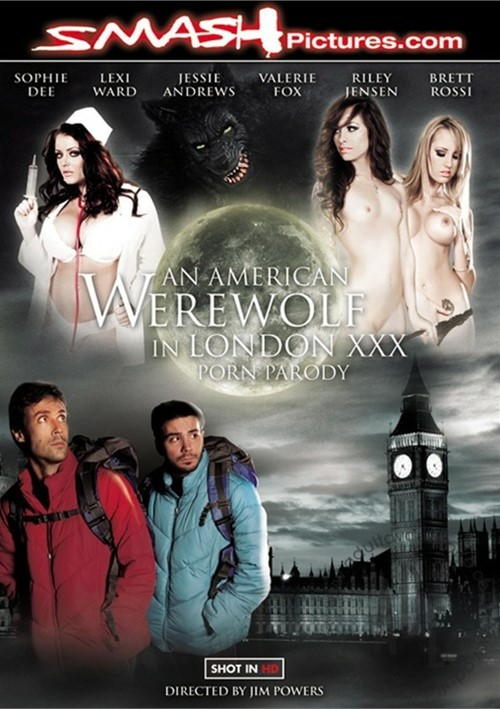 American Werewolf In London XXX Porn Parody