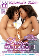 Lesbian Beauties Vol. 11: All Black Beauties Porn Video