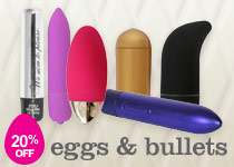 20% Off Eggs and Bullets
