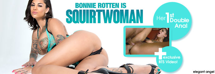 Buy Bonnie Rotten Is Squirtwoman DVD Porn Movie from Elegant Angel.