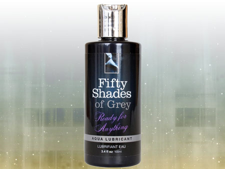 New sex toy line debuts based on Fifty Shades books.
